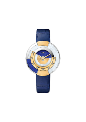 Fendi Policromia watch - Blue