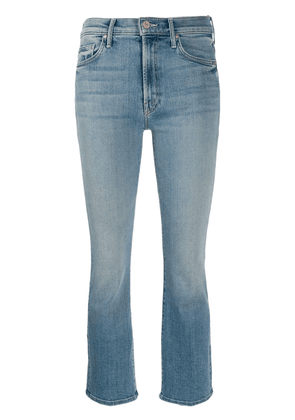 Mother cropped jeans - Blue