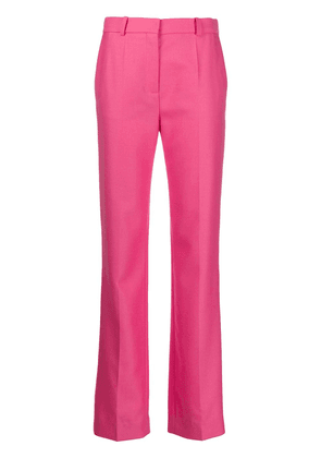 Victoria Victoria Beckham high-waisted tailored trousers - PINK