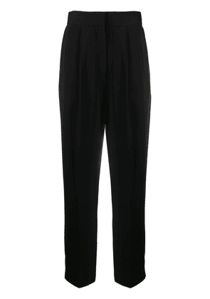 MSGM pleated tailored trousers - Black