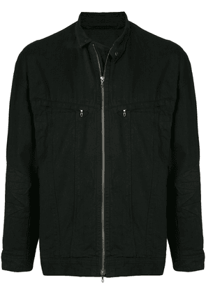 Julius denim biker jacket - Black