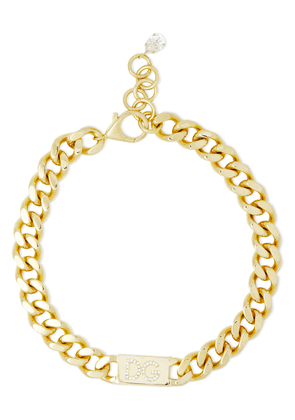 Dolce & Gabbana Gold-tone Crystal Necklace Woman Gold Size --