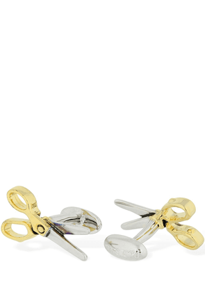 Scissors Metal Cufflinks