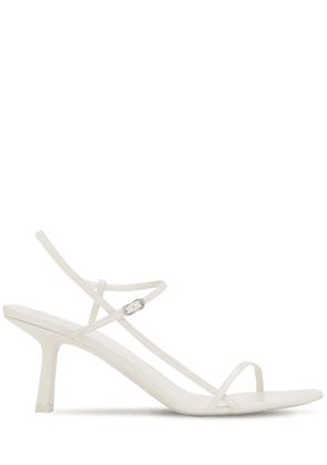 65mm Bare Leather Sandals