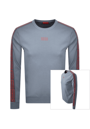 HUGO Doby 203 Sweatshirt Grey