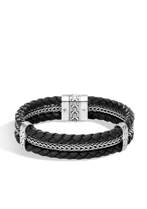 John Hardy Classic Chain Triple Row bracelet - Black