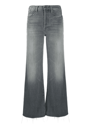 Mother flared leg jeans - Grey