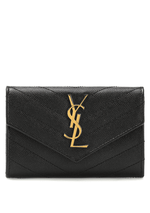 Monogram Small leather wallet
