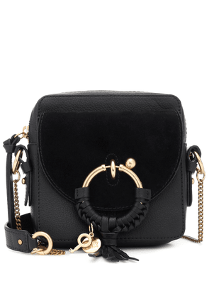 Joan Mini leather camera bag