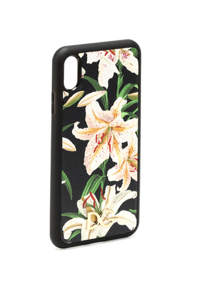Printed iPhone XS Max case
