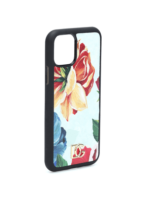 Floral iPhone X/XS case