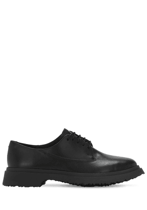 Full Leather Lace-up Shoes