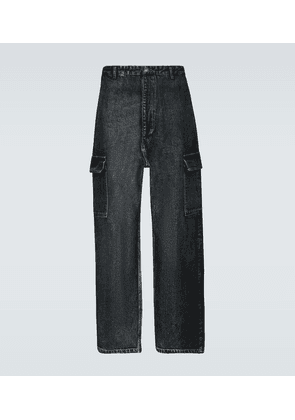 Cargo Baggy denim pants