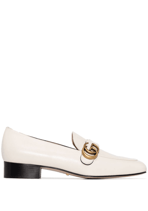 Gucci GG Marmont loafers - Neutrals