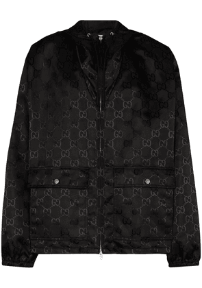 Gucci Off The Grid GG hooded jacket - Black
