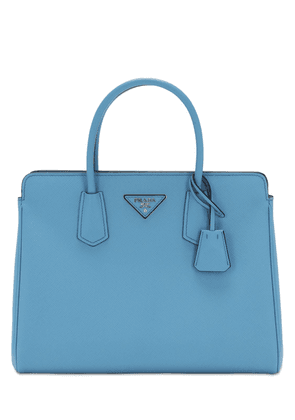 Galleria Leather Top Handle Bag