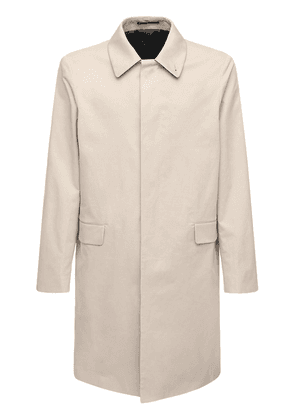 Hale Cotton & Cashmere Coat