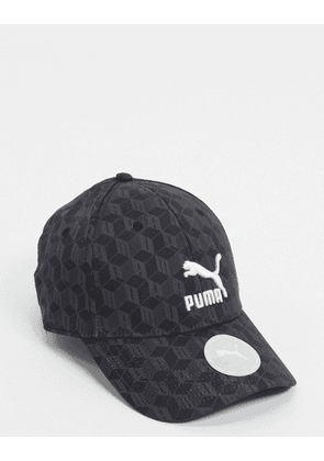 Puma baseball cap in black