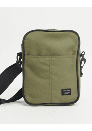 Jack & Jones slingbag-Green