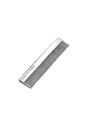 Tiffany 1837 Makers comb in sterling silver