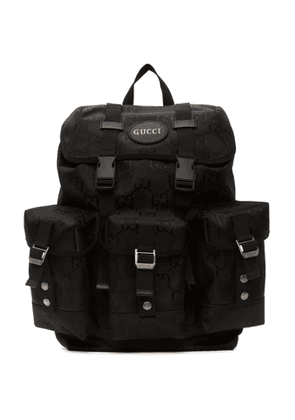 Gucci Black Off The Grid GG Eco Backpack