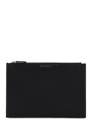 Antigona Md Leather Pouch