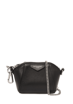 Baby Antigona Leather Bag