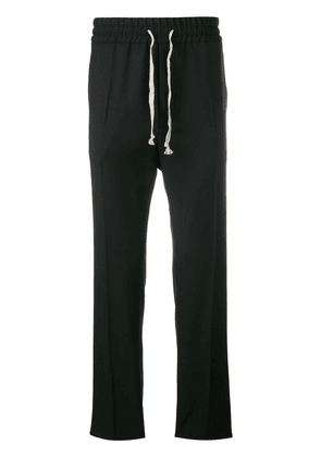 Vivienne Westwood smart tapered trousers - Black