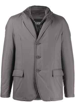 Herno tailored down jacket - Grey