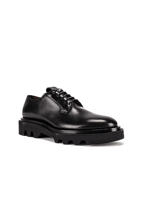 Givenchy Combat Derby in Black - Black. Size 42 (also in 44).