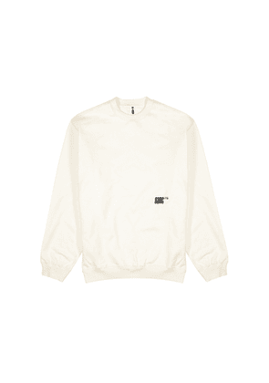 OAMC Off-white Printed Cotton Sweatshirt