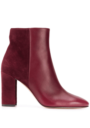 Nicholas Kirkwood Elements 85mm ankle boots - Red