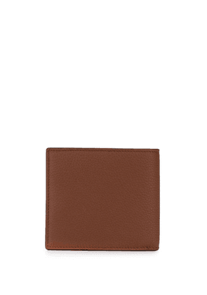 Loewe foldover leather wallet - Brown