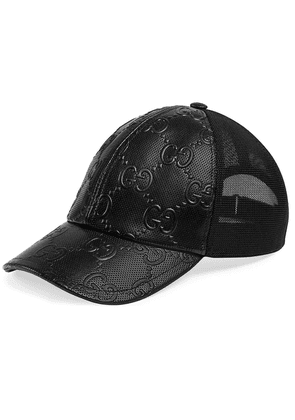 Gucci Off The Grid GG Supreme canvas baseball cap - Black