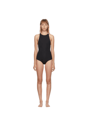 Gucci Black Jewel G One-Piece Swimsuit