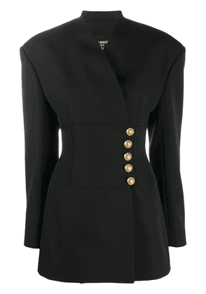 Balmain cache-caur mini dress - Black