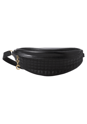 C Charm Belt Bag In Quilted Calfskin