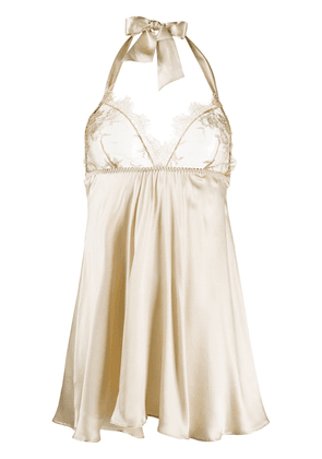 Gilda & Pearl Harlow Babydoll night gown - NEUTRALS
