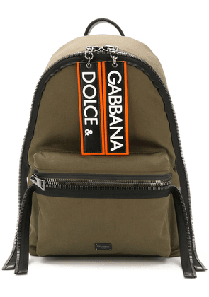 Dolce & Gabbana Vulcano backpack - Green
