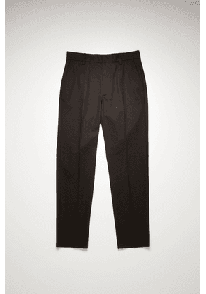 Acne Studios FN-MN-TROU000362 Black  Slim-fit twill chinos
