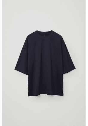 RELAXED COTTON JERSEY SWEATSHIRT