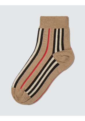 Burberry Vintage Stripe Short Socks