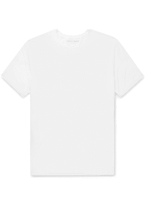 Derek Rose - Basel Stretch Micro Modal Jersey T-Shirt - Men - White