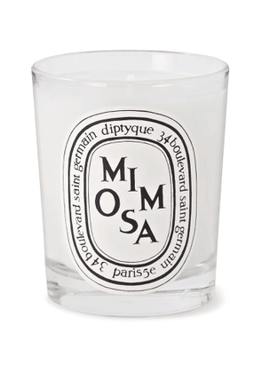 Diptyque - Mimosa Scented Candle, 190g - Men - Colorless