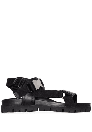 Prada buckled strappy sandals - Black