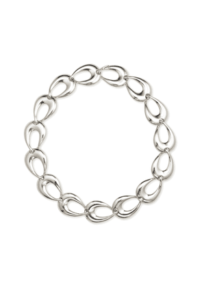 AGMES Tilda Chunky Sterling Silver Necklace