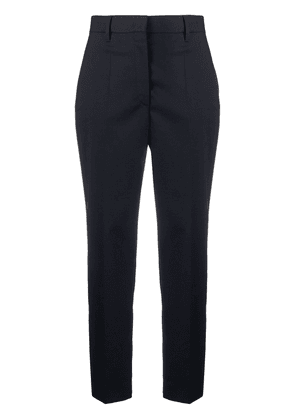 Prada tailored tapered trousers - Blue