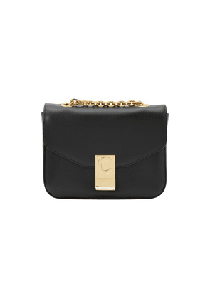 Small C Bag In Polished Calfskin