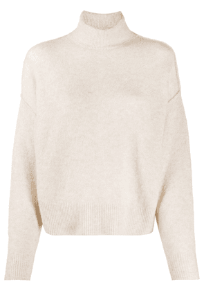 IRO Mungy roll-neck jumper - PINK