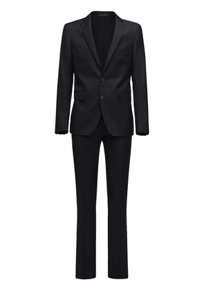 Single Breast Wool Suit